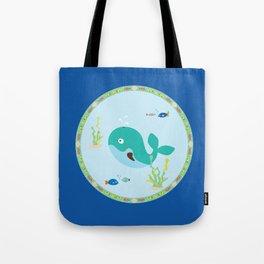 Baby Wally Tote Bag