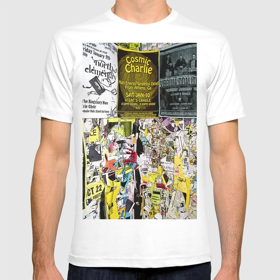 Cosmic Charlie T-shirt