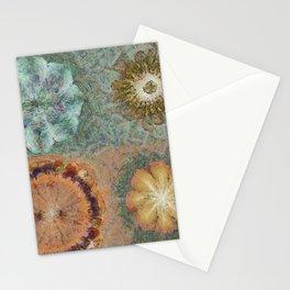 Unmorosely Rhythm Flower  ID:16165-030413-53640 Stationery Cards