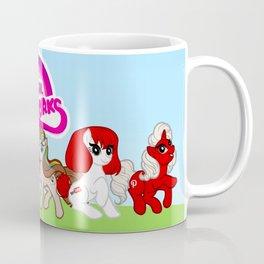 My Social Networks - My Little Pony Parody Coffee Mug