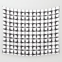 Corpuscle pattern Wall Tapestry