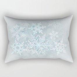 Snow is coming Rectangular Pillow