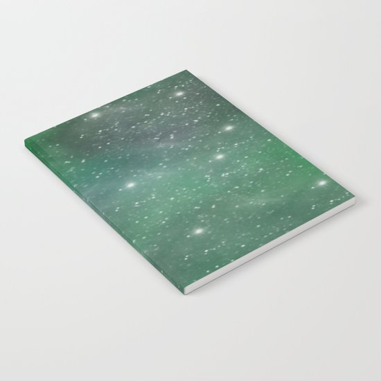 Cosmic Space Notebook