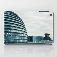 germany iPad Cases featuring Germany 5 by Judith Ann Clancy