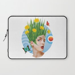 Summertime & the living is easy Laptop Sleeve