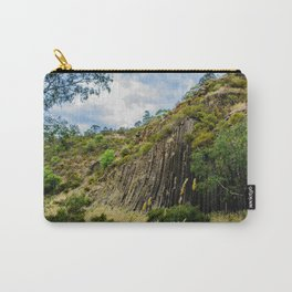 Molten Lava Organ Pipes Carry-All Pouch