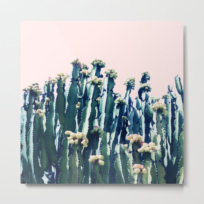 Cactus V5 #society6 #decor #buyart Metal Print