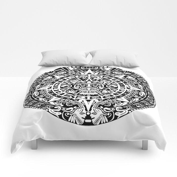 Mayan Calendar Comforters