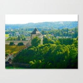 Bavaria Canvas Print