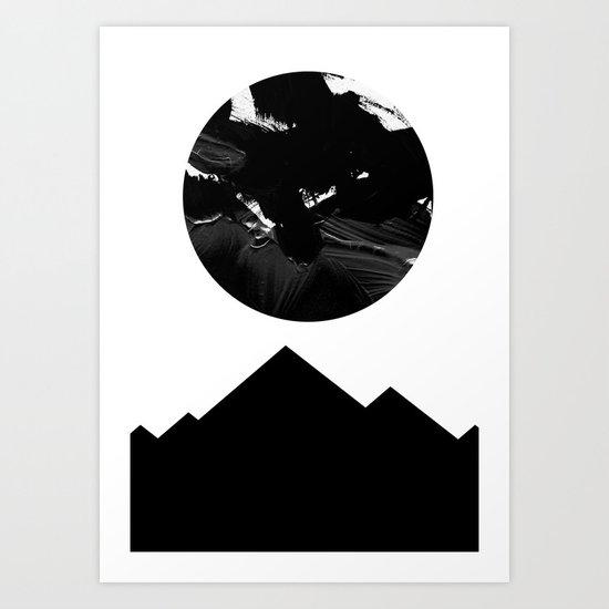 XBK01 Art Print