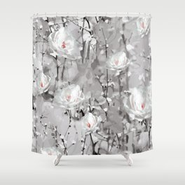 The Frost Shower Curtain