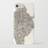 india iPhone & iPod Cases featuring India by Mariana Beldi