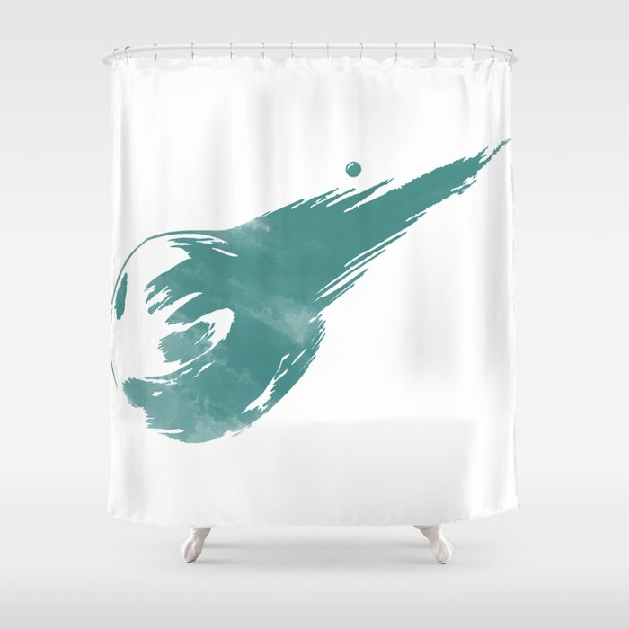 FINAL FANTASY VII Shower Curtain