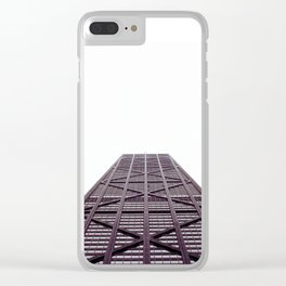 A Runway for the Eyes Clear iPhone Case