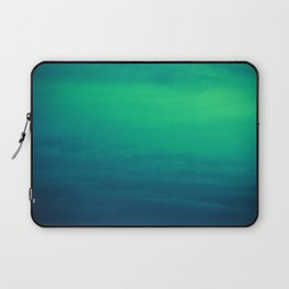 Blue/Green Heaven Laptop Sleeve