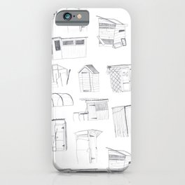 COVER, Contain, Compost - 3 of 3 iPhone Case
