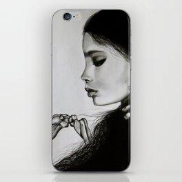 The Final Kiss iPhone Skin