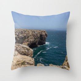 Seaside 05 Throw Pillow
