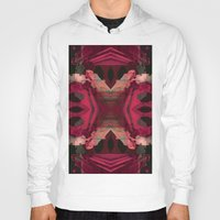 baroque Hoodies featuring BAROQUE by Mike Maike