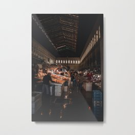 At the Market in Athens II | Greece Travel Photography | Street Photography Photo Print Metal Print