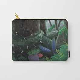 Oddish in the rain Carry-All Pouch