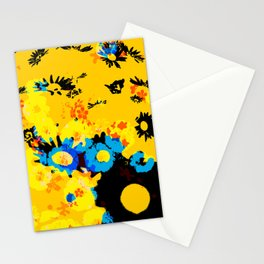 floral 001. Stationery Cards