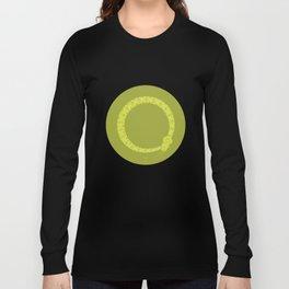 Animal Zen: V is for Viper Long Sleeve T-shirt