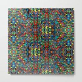 Dimensional Morphe Transition Metal Print
