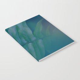 Midnight Green Notebook