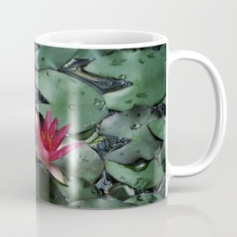 Lost Among the Lily Pads Coffee Mug