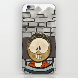 Dr. Hannibal Lecter - Silence of the Lambs Character iPhone Skin
