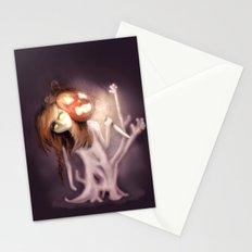 Dreaming of Halloween Stationery Cards