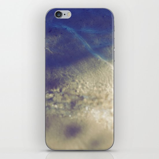 Soft Waves iPhone & iPod Skin