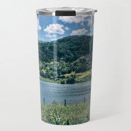 Norwegian Countryside Travel Mug