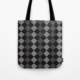 Golf Grey Tote Bag