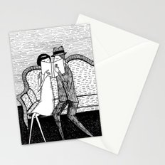 The Reading Lovers Stationery Cards