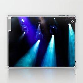 Blue Lights Laptop & iPad Skin