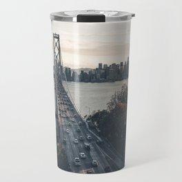 Bay Bridge - San Francisco, CA Travel Mug