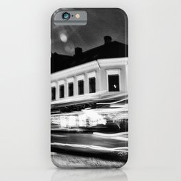 Lund In Motion 1 iPhone Case