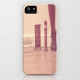 To be in Wonderland iPhone Case