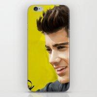 zayn malik iPhone & iPod Skins featuring Zayn Malik by Tune In Apparel