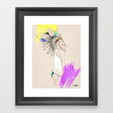 Voa Framed Art Print