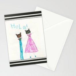 Hola Cats! Stationery Cards