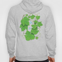 Grape Leaves Hoody