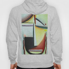 """Alexej von Jawlensky """"Abstract Head - Autumn and Dying"""" 1923 Hoody"""