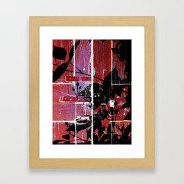 Lunn Series 3 of 4 Framed Art Print