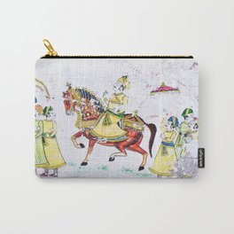 392. Destroy Illustration, Udaipur, India Carry-All Pouch