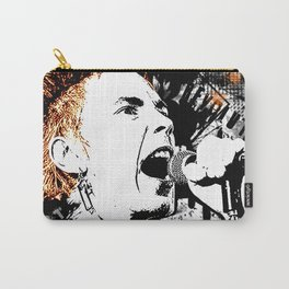 Punk, Johnny Rotten, The Sex Pistols Carry-All Pouch