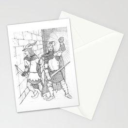 Secret Door! Stationery Cards
