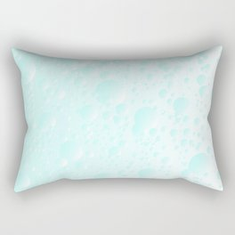 Carbonated Water Rectangular Pillow